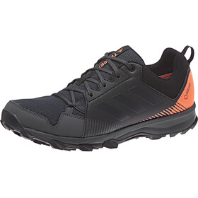 adidas TERREX TraceRocker GTX Trail-Running Shoes Men Core Black/Carbon/Hi-Res Orange
